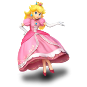 Peach Icon SSB5