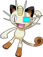 Axel the Meowth