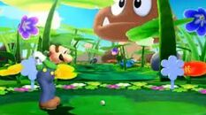 Mario Golf World Tour NIntendo 3DS Blast