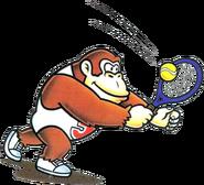 Mario'sT DonkeyKongJr