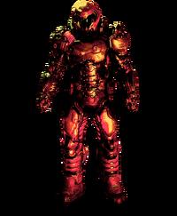 Doom Slayer Hellfire