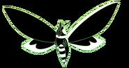 Green Powder Moth