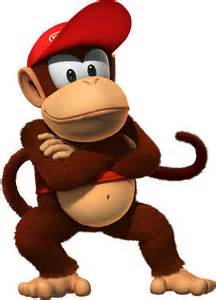 Diddy Kong 7