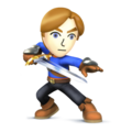 Mii Swordfighter
