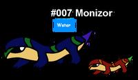 -007 Monizor