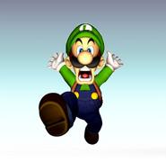 Luigi smash bros warfare