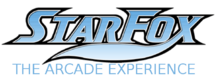Star fox arcade logo