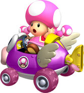 Toadette Cheep