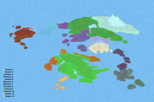 Map Regions