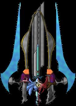 Zero-Omega Sword