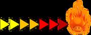 Fire Meter (Full)