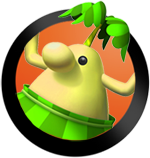 MHWii YellowPianta icon