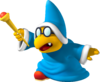 Magikoopa Artwork - Super Mario Galaxy