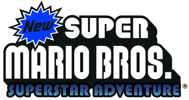 File:NSMB Superstar Adventure Logo.png