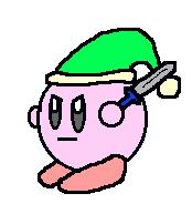 Sword Kirby by Alice