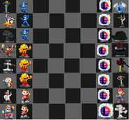 Amiibo Chess Other Bourd