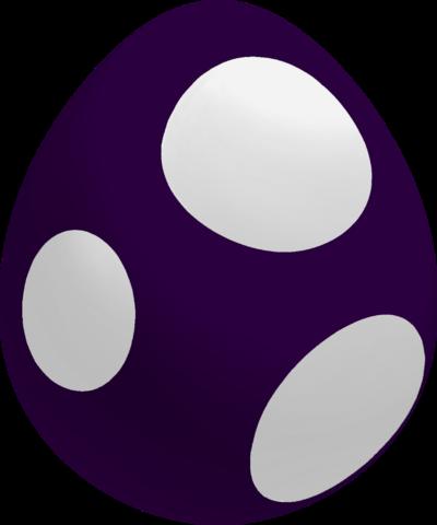 File:Navy Baby Yoshi Egg.png