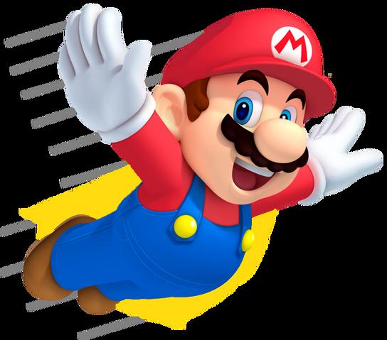 File:Cape Mario 5-Star.png