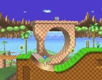Green Hill Zone SSBET