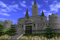 Hyrule Castle (Ocarina of Time)