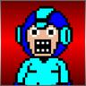 SanguineBloodShed Char 'What' Mega Man