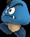 Blue Goomba SMWU