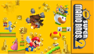 NSMB2 Background 2 4-Screen Tablet