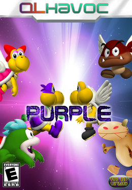 PurpleCover