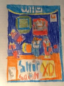 Skip and Sqak XD-Chaotic Galaxy Wii U