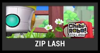 ACL -- Super Smash Bros. Switch stage box - Zip Lash