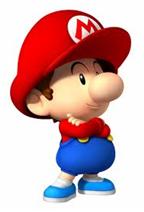 File:Baby Mario - Mario Kart 8 Wii U.png