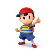 Ness Smash Bros