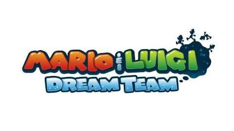 Stand And Fight, Luigi! - Mario & Luigi Dream Team Music Extended