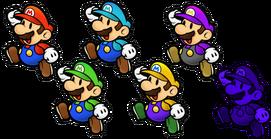 Paper Mario Palette