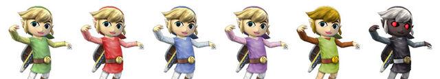 File:Toon Link Colors.jpg