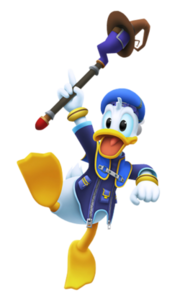 Donald(Kingdom Hearts)