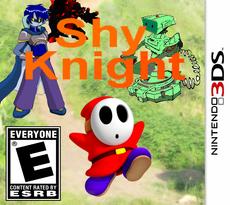 Shyguyknight