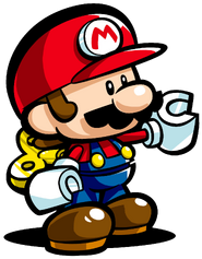 Mini Mario Tipping Stars