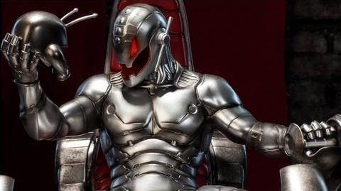 Supervillain Origins Ultron