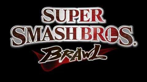 Menu (Metroid Prime) - Super Smash Bros