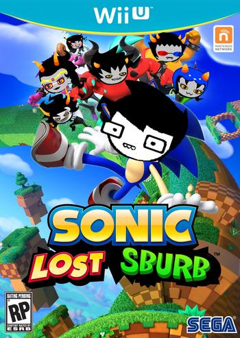 Sonic Lost Sburb