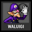 ACL -- Super Smash Bros. Switch assist box - Waluigi
