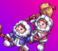 Ice Climbers (SSBQ)