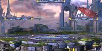 Super Smash Bros. stages (Smash XDS)