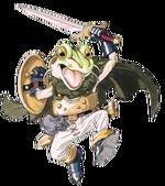 Chrono Trigger Frog