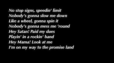 AC DC - Highway to Hell Lyrics HQ