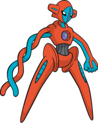 Deoxys Dreamworld