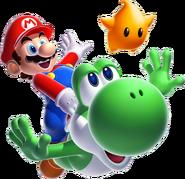 Mario and Yoshi SMG3