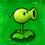 Plants vs Zombies - Peashooter