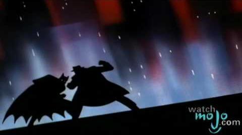 Superhero Origins Batman